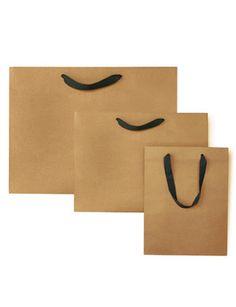 manhattan matte gift bags