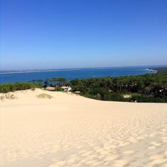 @smudgemands - Got to be the Dune at Arcachon. Breathtaking