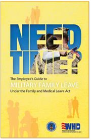 Several of the changes to the FMLA regulations made in this Final Rule, including military caregiver leave for a veteran, qualifying exigency leave for parental care, and the special leave calculation method for flight crew employees, became available on the effective date of the Final Rule on March 8, 2013