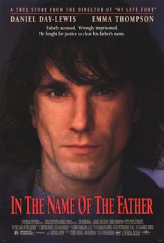 In the Name of the Father (1993)  A man's coerced confession to an IRA bombing he did not commit results in the imprisonment of his father as well. An English lawyer fights to free them.