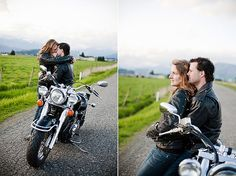 32 Ideas motorcycle wedding pictures couple photos for 2019 Motorcycle Engagement Photos, Motorcycle Photo Shoot, Motorcycle Wedding Pictures, Engagement Pictures, Couple Posing, Couple Shoot, Couple Photography, Engagement Photography, Wedding Photography