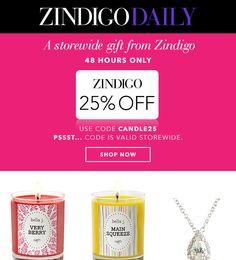 Zindigo | Email Library