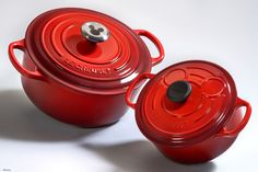 Le Creuset added a Mickey Mouse Dutch oven to its Disney x Mickey collection. The line, which launched in February, already included two Mickey ear ramekins, a silicone pot cover, and a Mickey Dutch oven. New Mickey Mouse, Mickey Ears, Disney Home, Le Creuset, Williams Sonoma, Cookware, Bring It On, Collection, Dutch Ovens