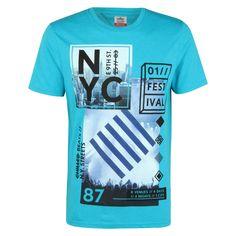 Soviet NYC Fest T-Shirt | Shop Mens T-Shirts Online