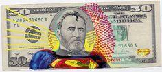 Justice League of American Presidents Adorns Super Dollar Bills - ANIMAL