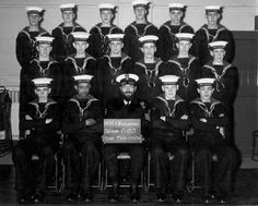 HMS Raleigh, Collingwood 03 class, January 1968