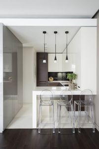 Маленькая кухня: 6 советов по обустройству и 40 фото | Sweet home