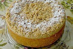 Schlesischer Apfel - Streusel Kuchen  Chefkoch.de                                                                                                                                                                                 Mehr