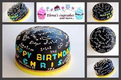 Maths cake!