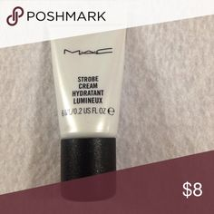 3 for $10💥 Mac Strobe Cream Sample Brand new!! Sample size!! MAC Cosmetics Makeup Face Primer