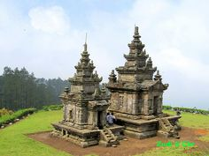 Gedong Songo temple # 3.Bandungan, Central Java