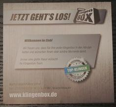 Testing, eins, zwei: Test: 5-Blatt-Klingenköpfe von Klingenbox.de