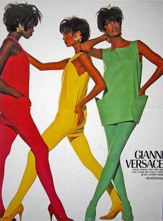 L'energia di Gianni Versace   La moda ieri e oggi