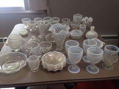 Fenton Glass 40+ Pieces