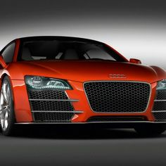 This is a hot  ride Audi R8