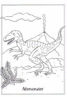 Eccovi una serie di disegni di dinosauri da colorare: 42 immagini da scaricare e stampare gratis sia singolarmente che in versione PDF per i vostri bambini