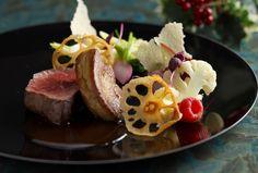 渋谷エクセルホテル東急で天空のフレンチダイニングで愉しむクリスマスランチとディナー #渋谷エクセルホテル東急 #最上階 #フレンチ #クリスマス #ランチ #ディナー #期間限定 Dessert Recipes, Desserts, French Toast, Lunch, Dishes, Cooking, Breakfast, Easy, Plating