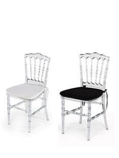 Locação de cadeira Dior