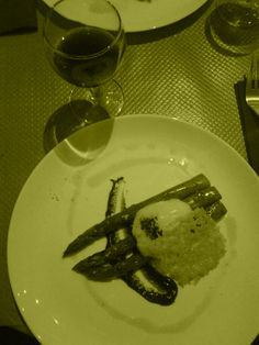 Parisian dinner
