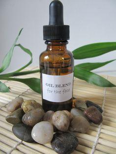 Skin Glowing Oil Facial Blend Recipe