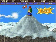 Выиграл 17000 в игровой автомат СКАЛОЛАЗ веревки, Rock Climber Как выигр...