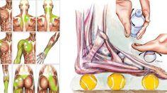 11 wspaniałych samodzielnych masaży. Sprawią, że poczujesz się niesamowicie! – Szkolenia dietetyczne