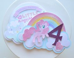 My Little Pony Invitation My Little Pony by SweetPaperPartyDecor