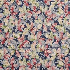 F824 Blue Green Ivory And Red Floral Leaves Jacquard Woven Upholstery Fabric By The Yard Discounted Designer Fabrics http://www.amazon.com/dp/B00CFTDMZO/ref=cm_sw_r_pi_dp_9uL9vb1D1SHJP