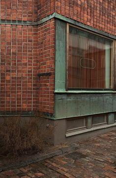 Kulttuuritalo : House of Culture, Helsinki Finland (1952-58) | Alvar Aalto | Image : Leon