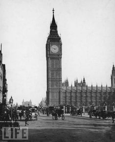 Big Ben, 1880