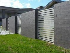 Brick-and-Metal-Privacy-Fence-Design