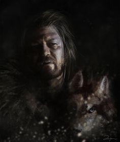 Fan art game of Thrones