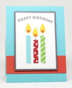 Confessions of a Ribbon Addict: Sunrise Card Fold