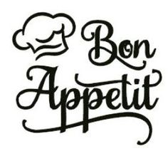Designs :: Food and Drink :: Bon Appetit Machine Embroidery Applique, Embroidery Files, Embroidery Designs, Chalk Design, Cricut Design, Stencils For Wood Signs, Embroidery Boutique, Wood Burning Patterns, Cricut Creations