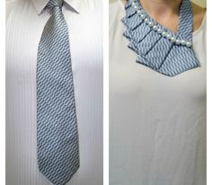 I love pinterest!!! But then again who doesn't? About a year and a half ago, pinterest served as my inspiration for my creative neckties. I was scrolling down the...