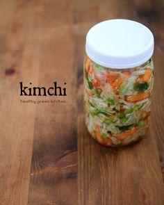 kimchi | www.healthygreenkitchen.com