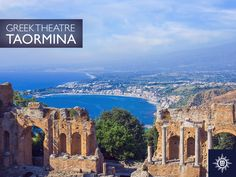 A stop in southern Italy will unearth Taormina, one of the jewels of Sicily that welcomes guests with its prominent Greco-Roman theatre.   #MSCPoesia Zaustavljanje u južnoj Italiji otkrit će vam Taorminu, jedan od sicilijanskih dragulja koji goste dočekuje znamenitim antičkim kazalištem.