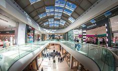 Shopping Center Nave de Vero. Shopping gallery by Tecnostudio.