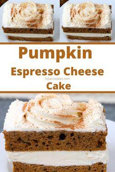 Homemade Cake Recipes, Pound Cake Recipes, Pumpkin Recipes, Baking Recipes, Best Pumpkin Pie, Pumpkin Spice, Easy Cakes To Make, Star Cakes, Healthy Cake