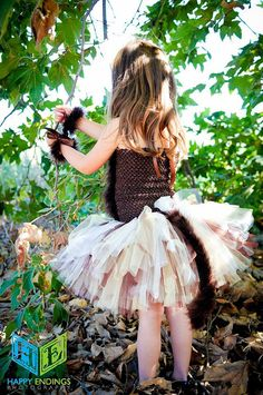 Lion Costume Wizard of Oz Halloween Tutu by willowlaneboutiques