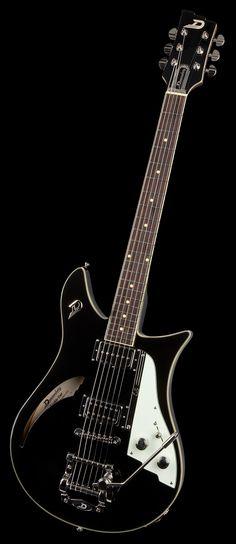 Duesenberg Guitars Double Cat Black