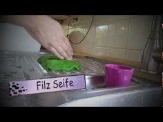 filzpackerl.at - Anleitung zum filzen einer iPhone Hülle aus Schafwolle (S01E4)