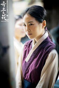 The Flower in Prison (Hangul: 옥중화; RR: Okjunghwa; MR: Okchunghwa) is a South Korean television series starring Jin Se-yeon, Go Soo, Kim Mi-sook, Jung Joon-ho and Park Joo-mi.  It airs on MBC  for 50 episodes. 진세연