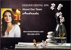 Andrada the dental hygienist and owner at Denver dental Spa has been practicing dental hygiene for over 5 years. Providing services in the dental treatments for the people located in Denver.