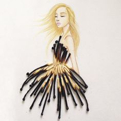 Image result for fashion illustration sketches
