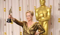 Meryl Streep Oscar for Best Acress 2012