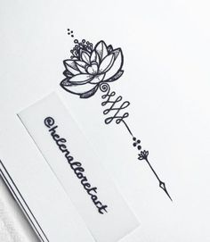 unalome lotus flower meaning Unalome Tattoo, Pretty Tattoos, Beautiful Tattoos, Lotus Flower Meaning, Lotus Meaning, Lotus Flowers, Lottus Tattoo, Tattoos Realistic, Tattoo Son