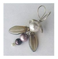 Wire and Bead Bugs