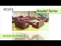 Video on Norix Seating options and chairs available. More options on: http://www.norix.com/seating.asp