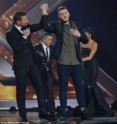 Congratulations to James Arthur, X Factor UK 2012 winner.    #jamesarthur #dermotoleary #xfactor